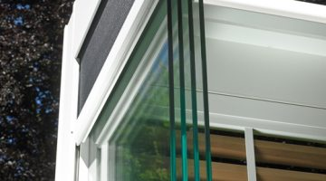 panneaux verre coulissants pour pergola bioclimatique