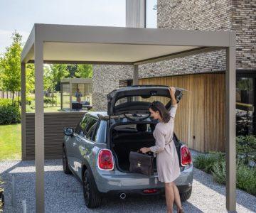 """""""Résultat de recherche d'images pour """"abri voiture aluminium"""""""""""